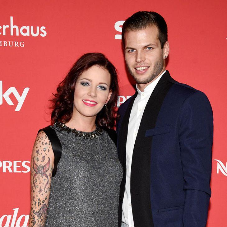 Dennis und Dana Diekmeier erwarten ihr viertes Kind