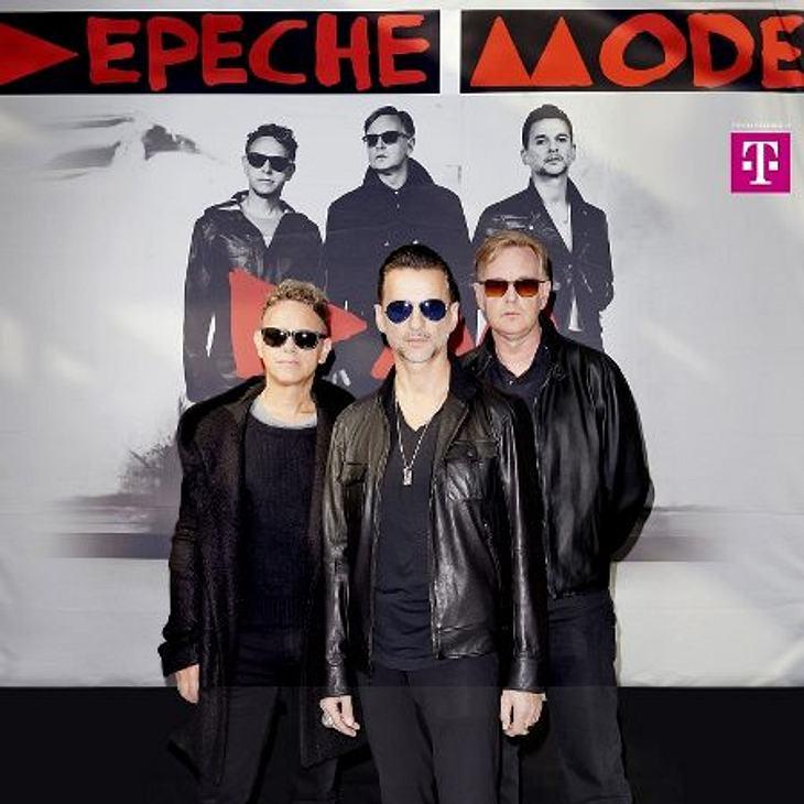 Gewinne Tickets für Depeche Mode
