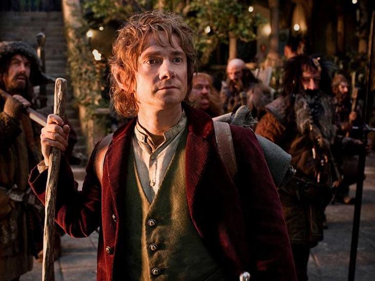 Martin Freeman spielt ein letztes Mal Bilbo Beutlin