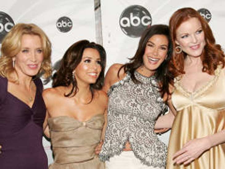 "Die ""Desperate Housewives""-Darstellerinnen"