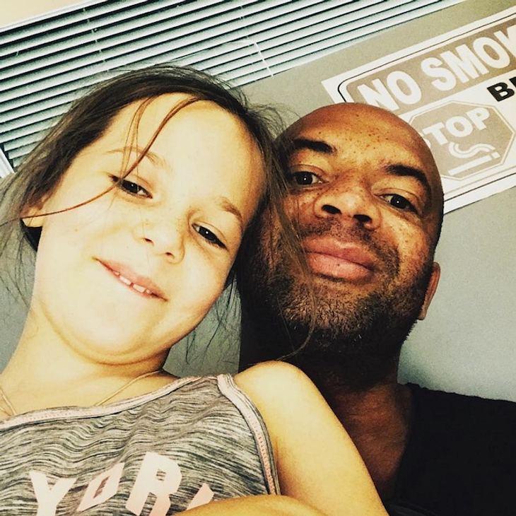 Süßes Papa-Tochter-Selfie: Detlef D! Soost zeigt seine Ayana