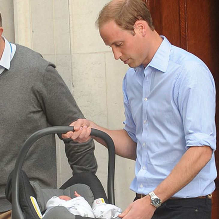 Denkt William bei seinem Anblick noch über einen Namen nach?