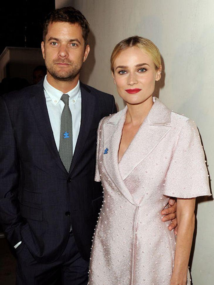 Joshua Jackson & Diane Kruger: Haben sie sich verlobt?