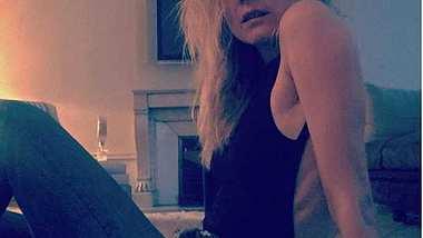 Diane Kruger zeigt auf Instagram ihre Rippen!