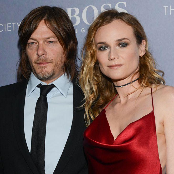 Diane Kruger: Ist sie doch mit Norman Reedus zusammen?