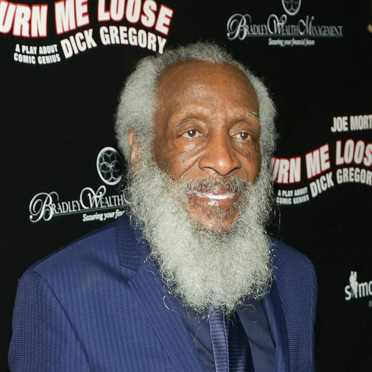 Dick Gregory - Biography