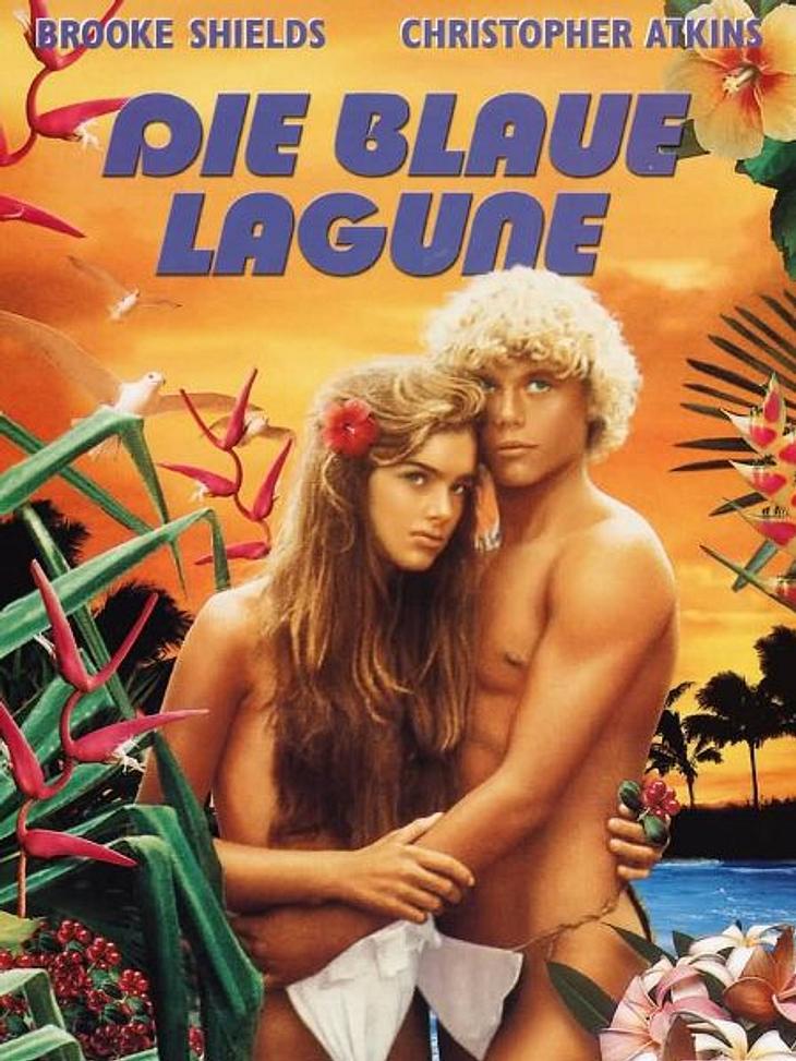 """Achtung, Film-Fortsetzung!Brooke Shields (47) und Christopher Atkins (51) spielten sich 1980 in """"Die blaue Lagune"""" in die Herzen der Zuschauer. Das Drama mit eindeutigen erotischem Bezug ließ die Kinokassen klingeln. Allein in den"""