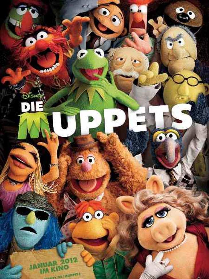 """Unser Kino-Tipp: """"Die Muppets"""" ab dem 19.01.2012 im Kino"""