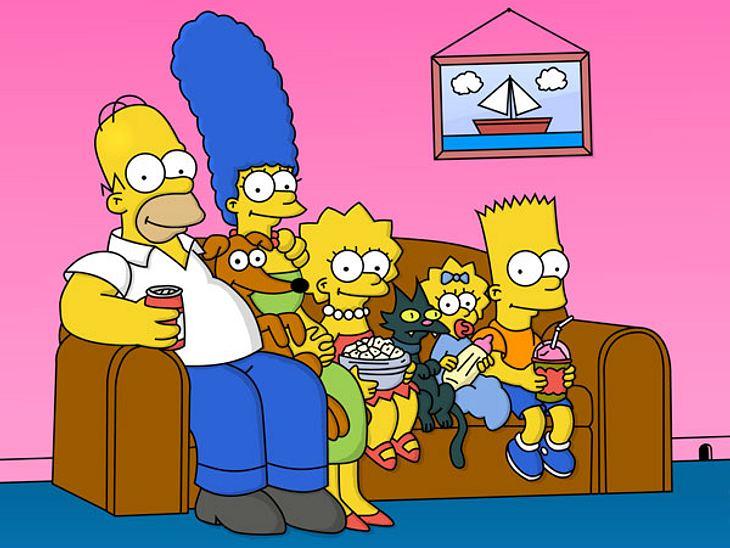 Elf Jahre nach 1. Film: Die Simpsons kommen wieder ins Kino