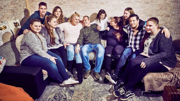 Die Wollnys: Geburt im TV!