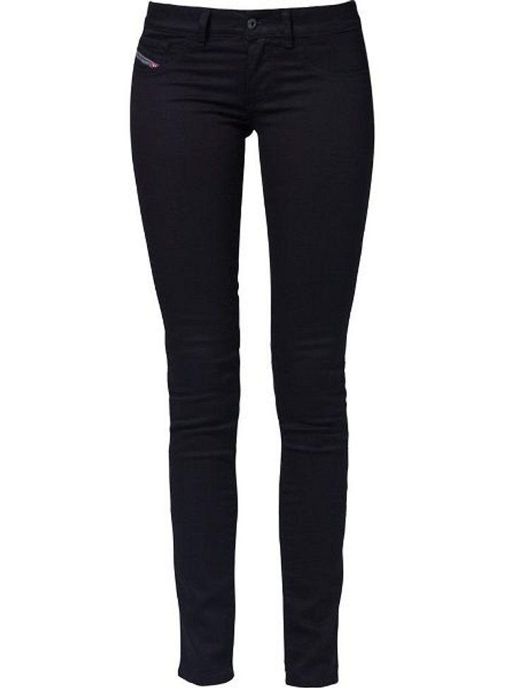 Klau den Look von Blake LivelySchwarze Jeans von Diesel, um 129,95 Euro