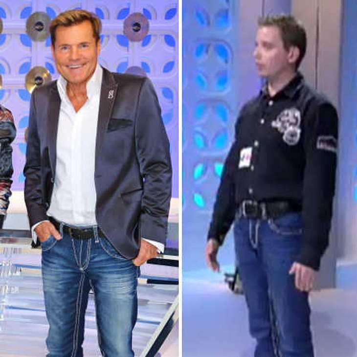 Dieter Bohlen und sein Styling-Doppelgänger