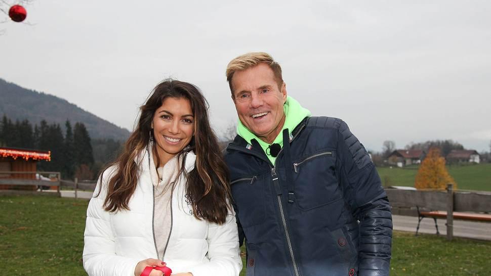 Dieter Bohlen und Carina Walz - Foto: Getty Images