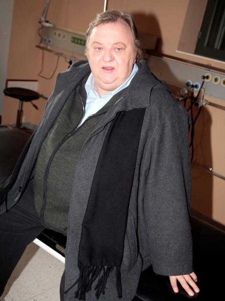 Dieter Pfaff ist im Alter von 65 Jahren gestorben