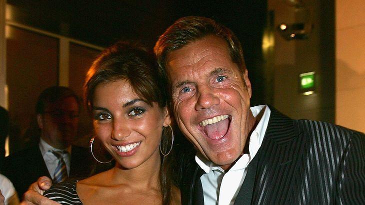 Dieter Bohlen und Carina Walz