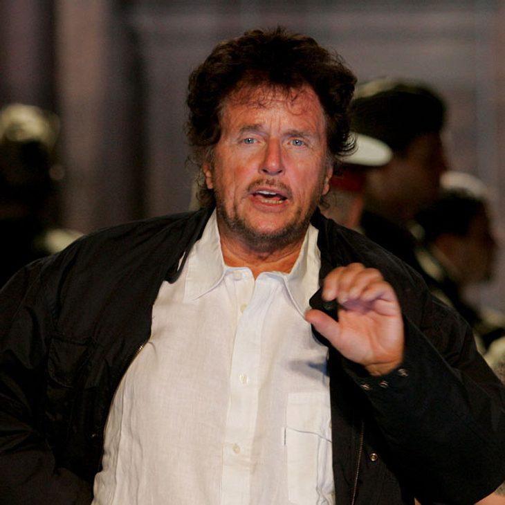 Herzinfarkt - Dieter Wedel wurde ins Krankenhaus eingeliefert!