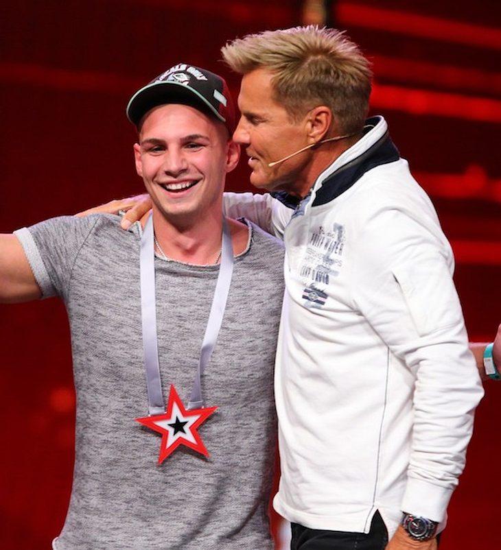 """Warme Worte beim """"Supertalent"""": Dieter Bohlen baut Pietro Lombardi auf"""
