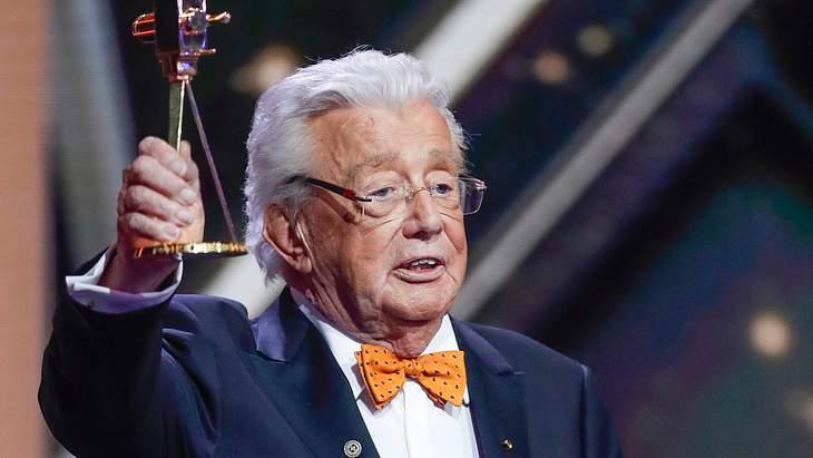 Dieter Thomas Heck: Moderatoren-Legende mit 80 Jahren gestorben