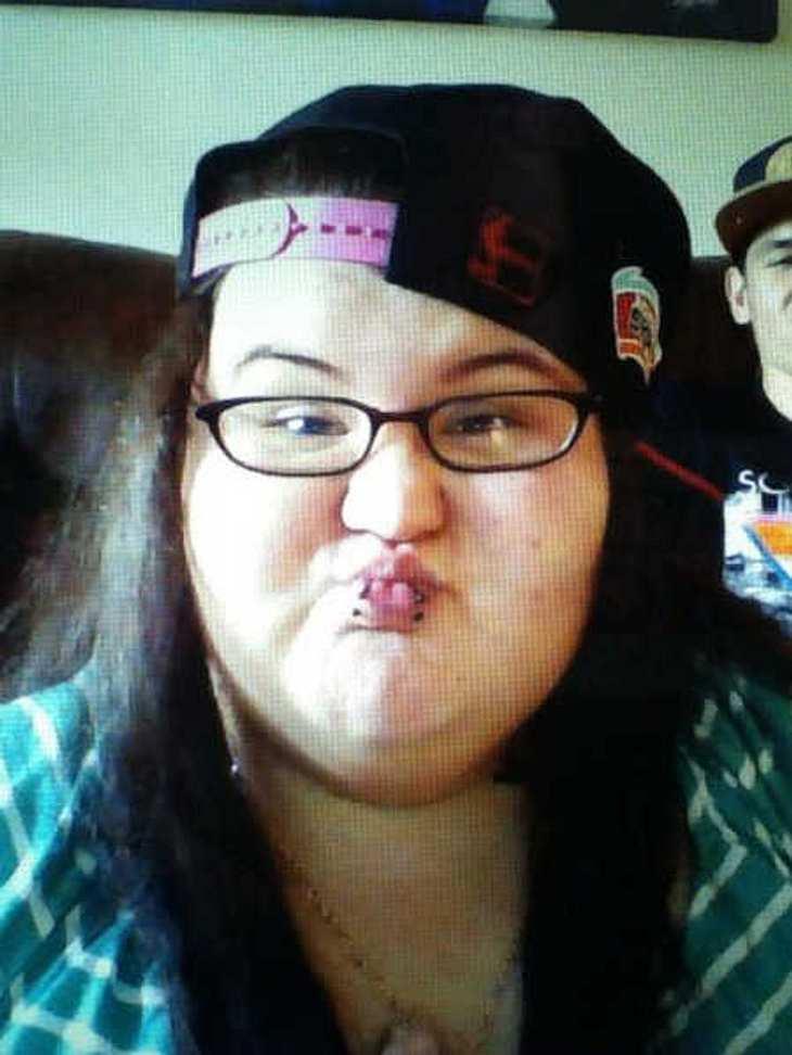 Amanda Hackey ist ein Facebook-Star.