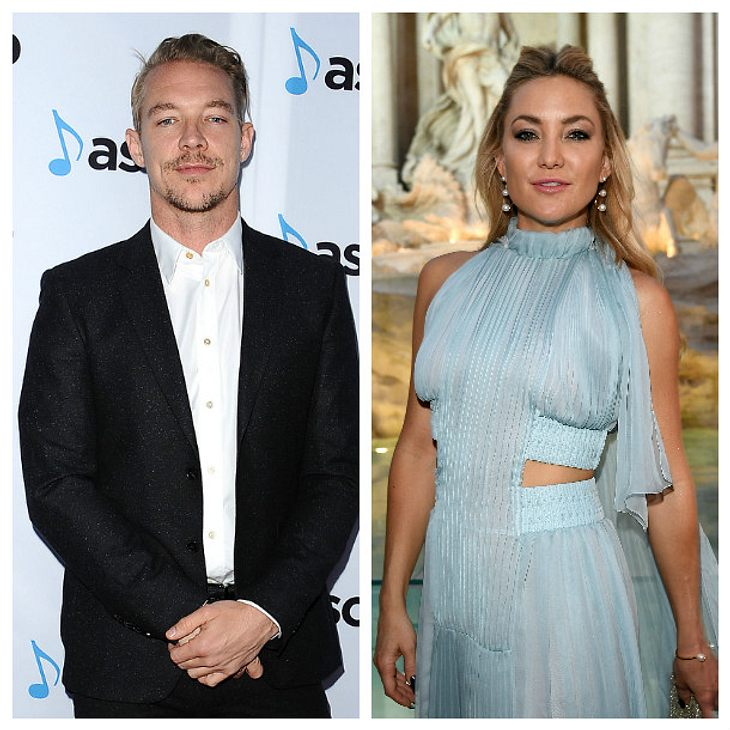 Kate Hudson datet DJ Diplo