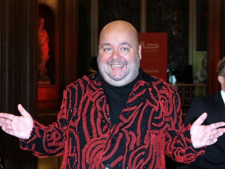 Dirk Bach bei der Aids Gala in Berlin. Auch beim Life Ball in Wien war er regelmäßig zu Gast, 2009 moderierte er das Event zu Gunsten HIV- und Aids-Infizierter.