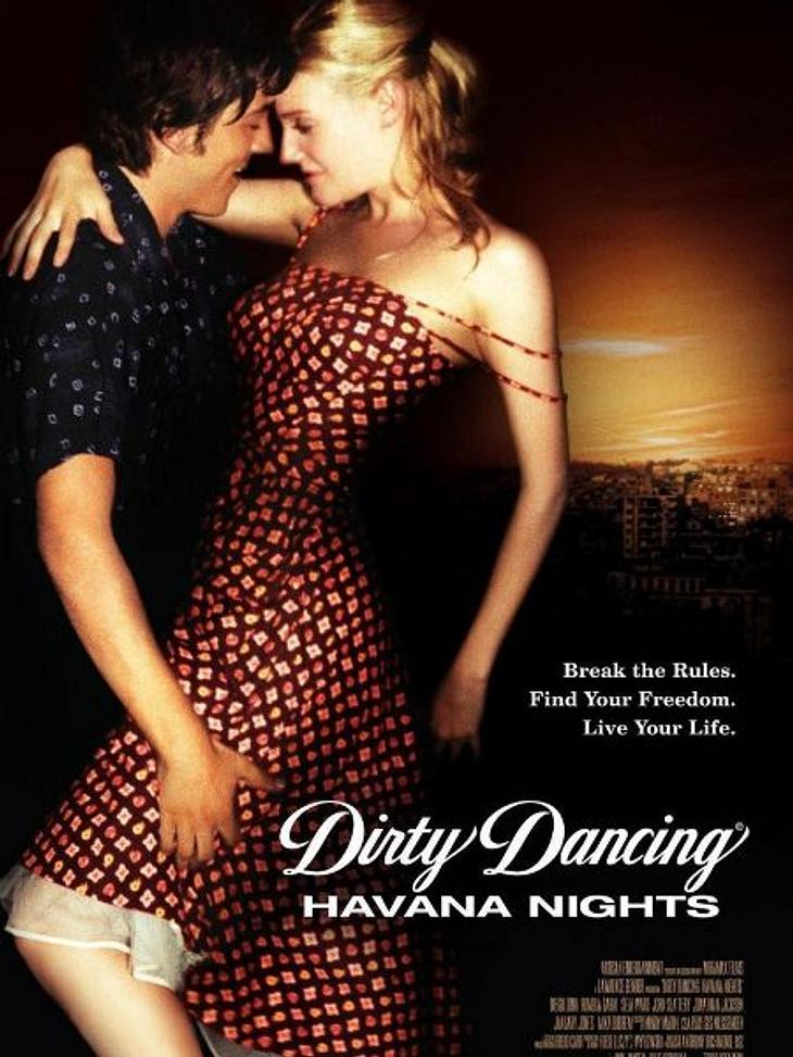 """Achtung, Film-Fortsetzung!""""Dirty Dancing - Heiße Nächte auf Kuba"""" hat nicht mehr viel mit der Handlung des Vorgängers zu tun. Obwohl die Geschichte ähnlich verläuft. In Kuba verliebt sich eine junge Amerikanerin in einen kubanisch"""