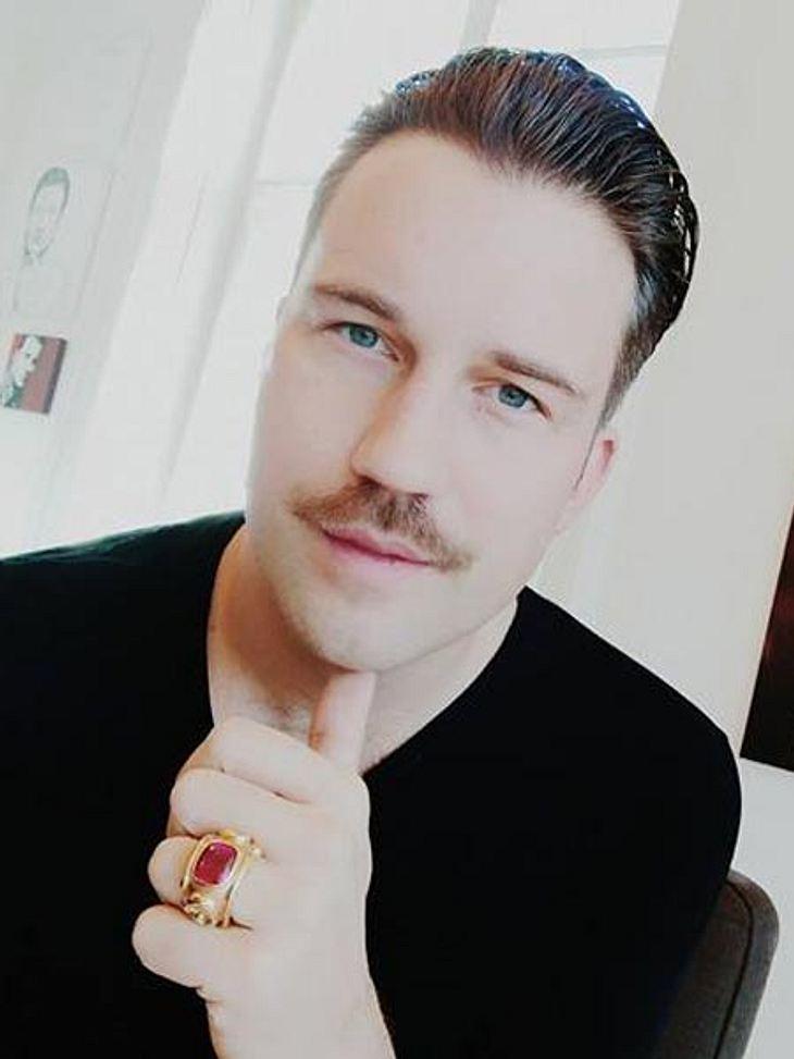 DJ Antoine präsentiert seinen Moustache