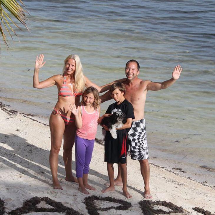 DJ Bobo und seiner Bilderbuch-Familie