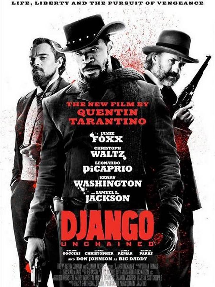 """Ab 17.1. im Kino: """"Django Unchained"""""""