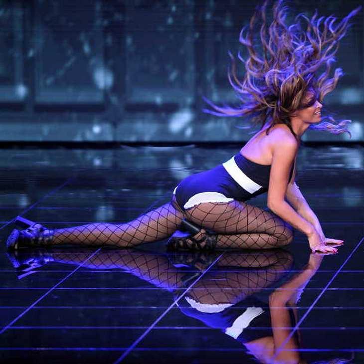 """Sabia Boulahrouz: Kann """"Dance, Dance, Dance"""" ihr Image retten?"""