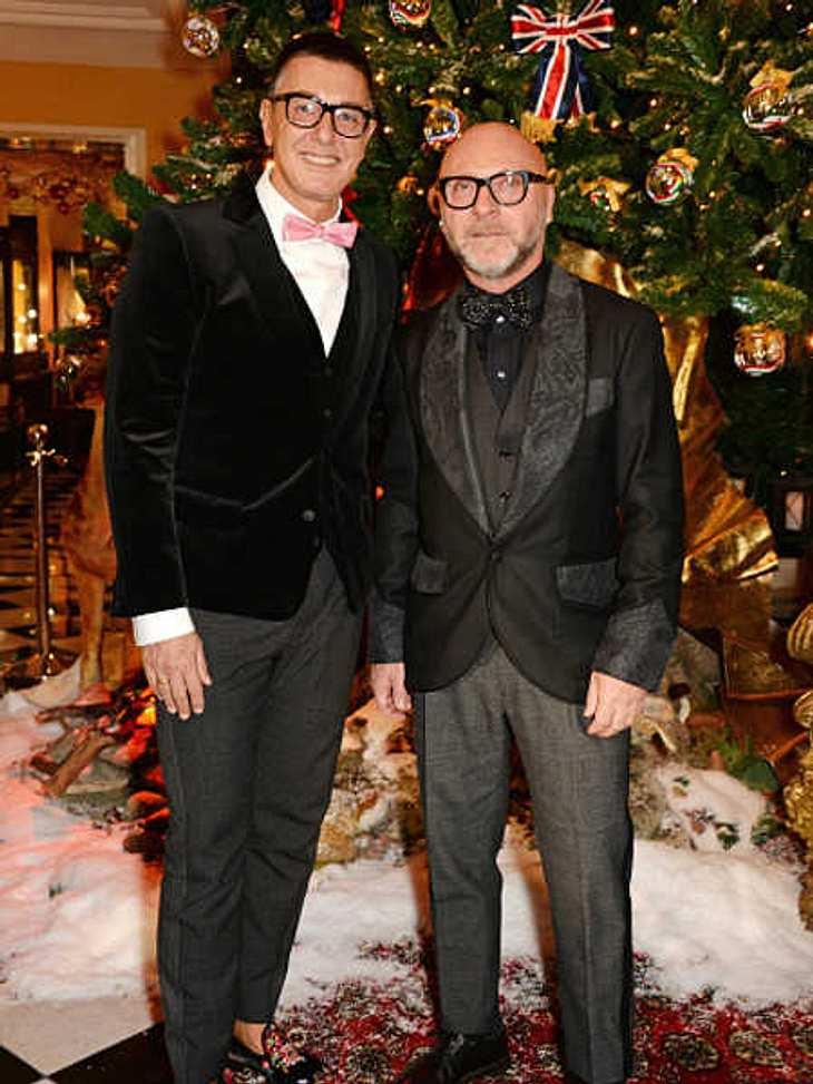 Die Designer Dolce & Gabbana: Der Zoff geht in die nächste Runde