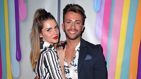 Domenico De Cicco und Freundin Julia - Foto: Getty Images