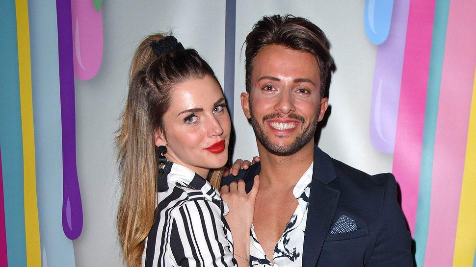Domenico De Cicco und Ex-Freundin Julia - Foto: Getty Images
