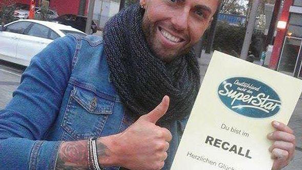 DSDS-Star Dominik Münch: Jetzt packt er über seine harte Drogensucht aus - Foto: Facebook/ Dominik Münch