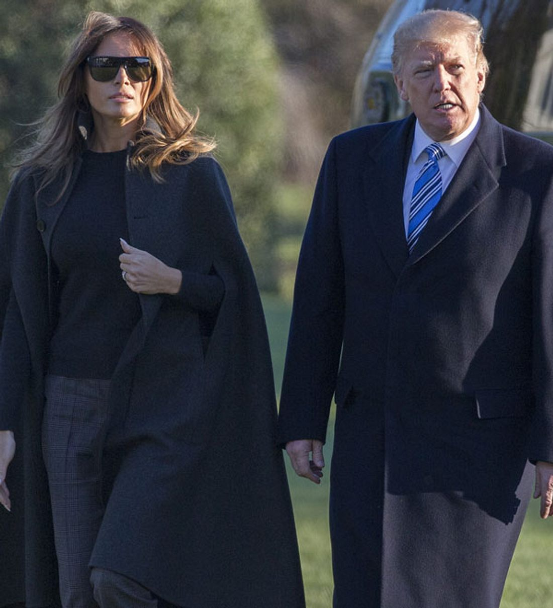 Donald & Melania Trump: Flammen-Drama! Ein Toter im Trump-Tower!