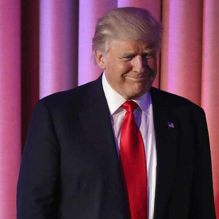 Donald Trump: Der neue US-Präsident kommt schon bald nach Hamburg!
