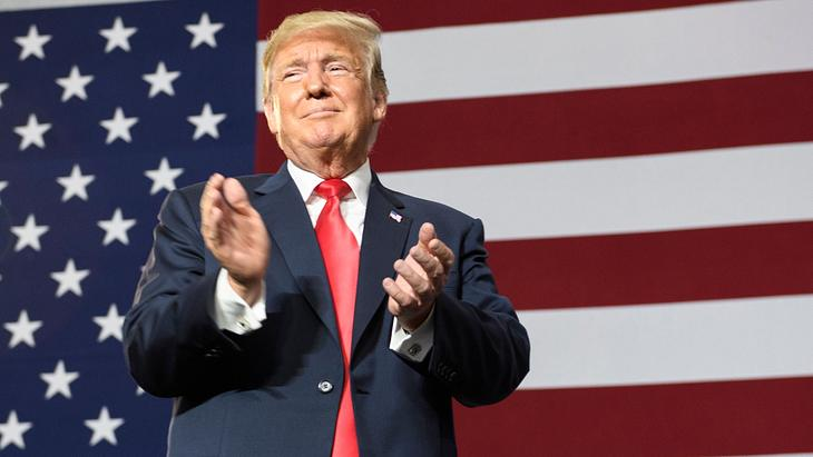 "Donald Trump: Daher kommt seine ""orangene"" Hautfarbe"