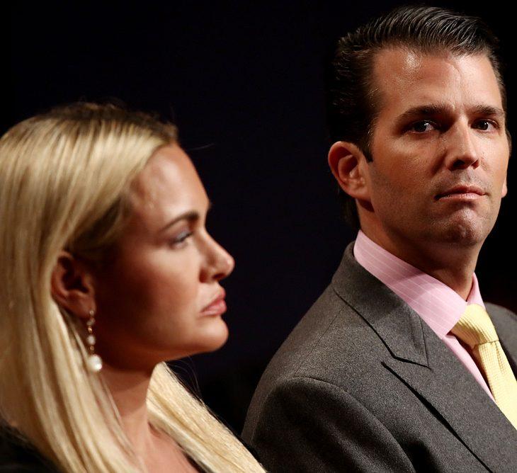 Donald Trump Jr. und seine Frau Vanessa lassen sich scheiden