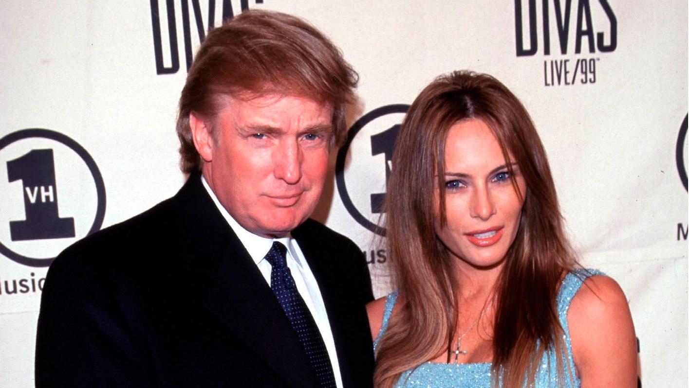 Nackt  Melania Trump Melania Trump's