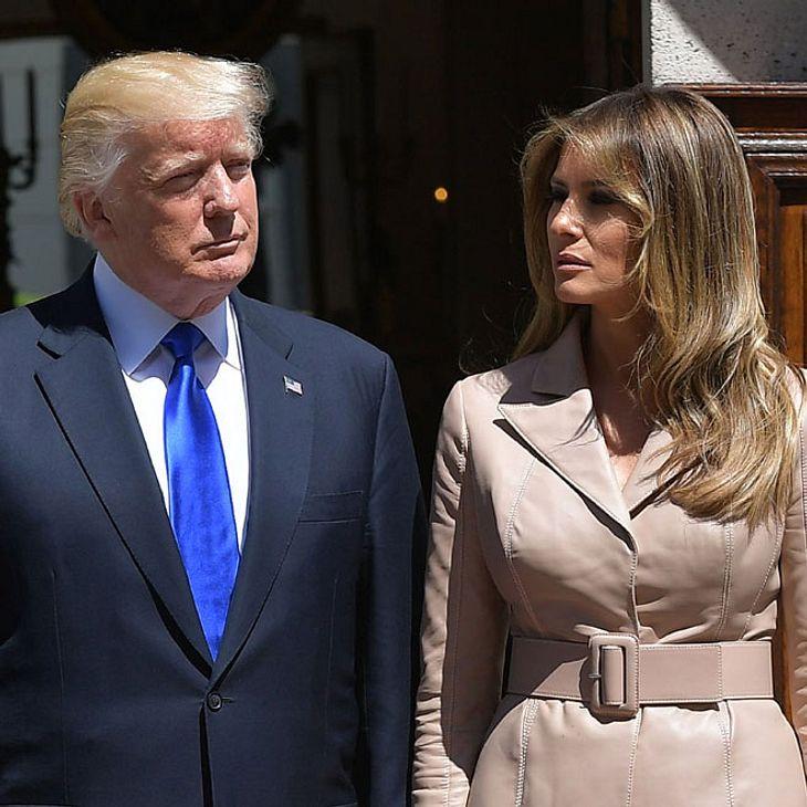 Donald Trump: Die Scheidungspapiere wurden schon unterschrieben!