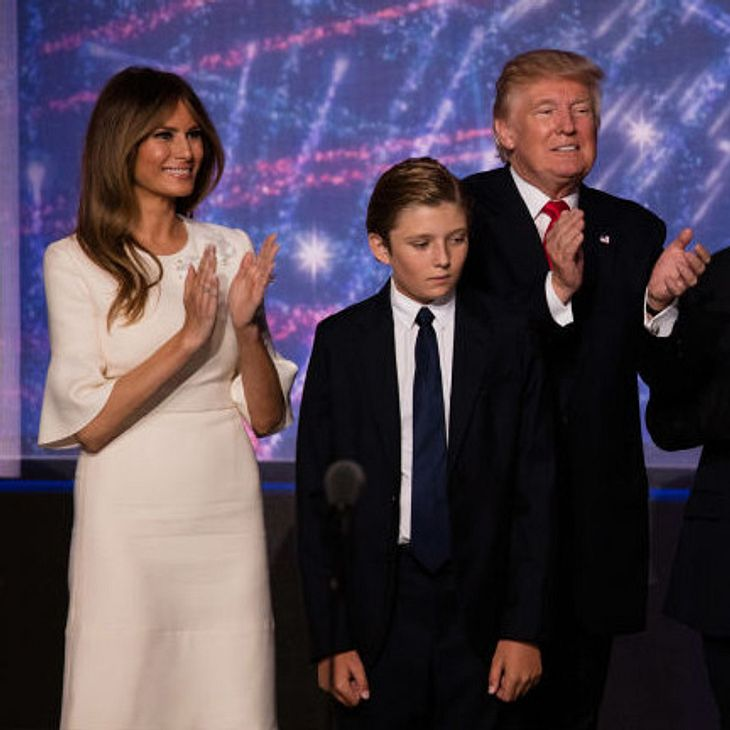Donald Trump ignoriert das Leiden seines Sohnes