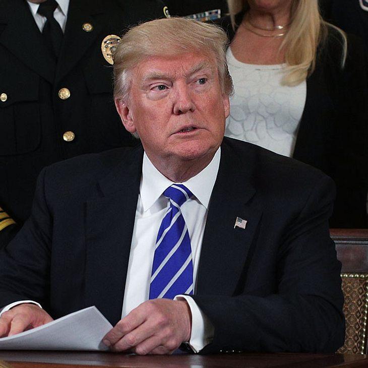 Donald Trump: Umfrage-Schock für den US-Präsidenten