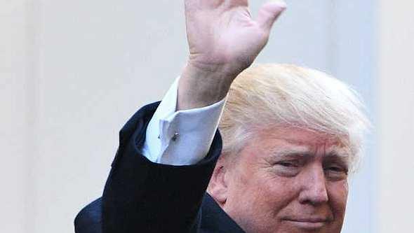 Donald Trump als US-Präsident: So reagieren die Stars! - Foto: WENN.com