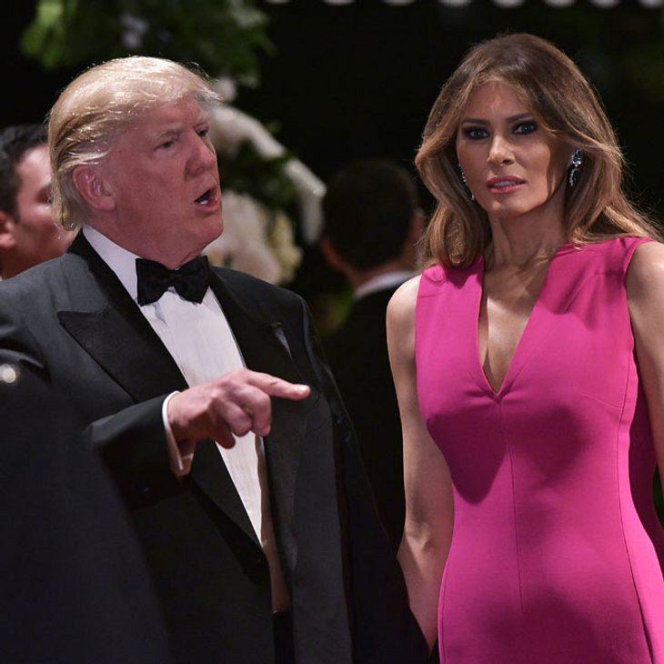 Donald Trump: Scheidungs-Schock!