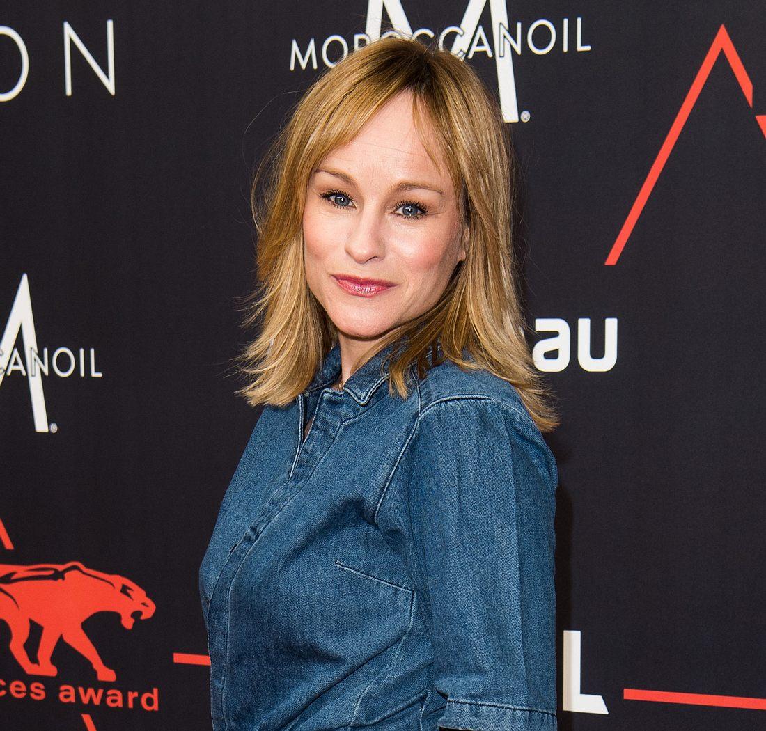 Schauspielerin Dorkas Kiefer ist mit 45 Mutter geworden