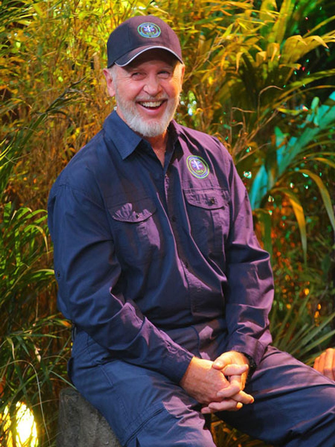 Dr. Bob ist der heimliche Star des Dschungelcamps.