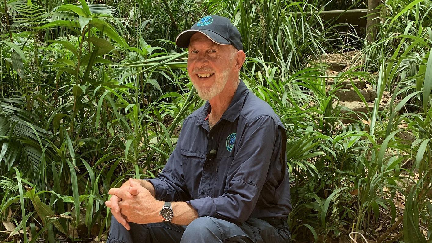 Dr. Bob alias Bob McCarron