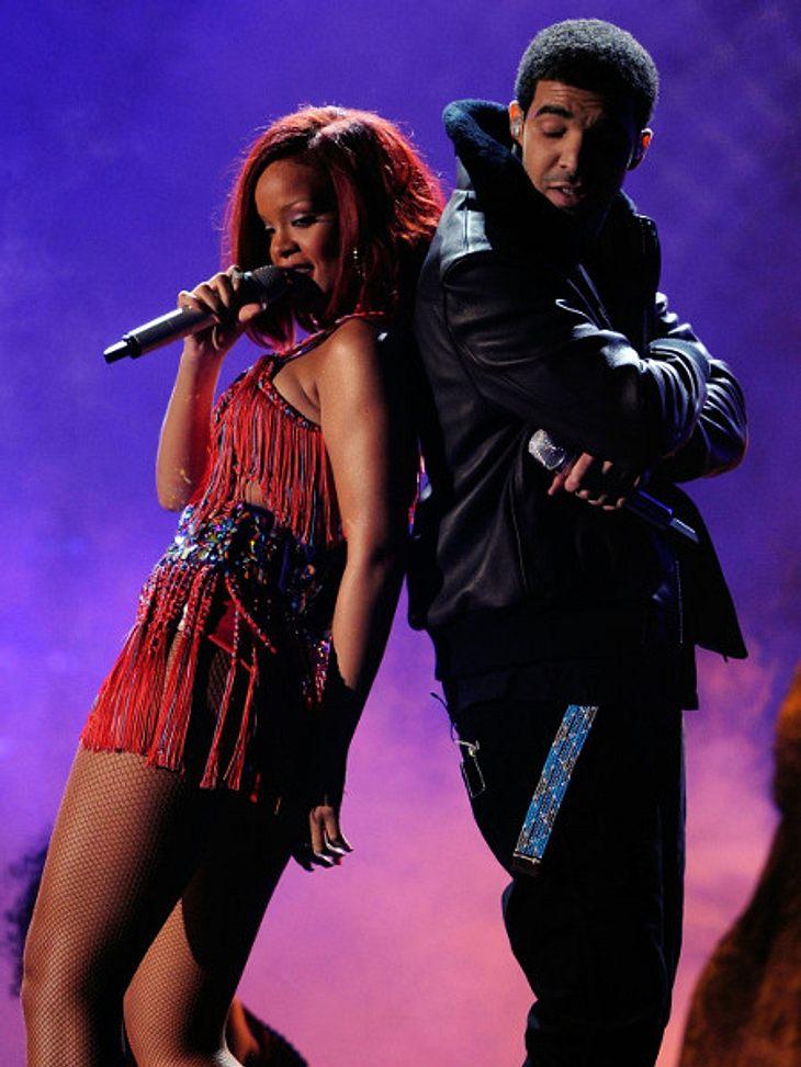 Drake soll keine Lust auf eine Beziehung mit Rihanna haben