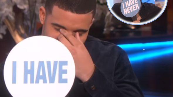Drake und Jared Leto amüsieren sich über ihre Geständnisse - Foto: YouTube/TheEllenShow