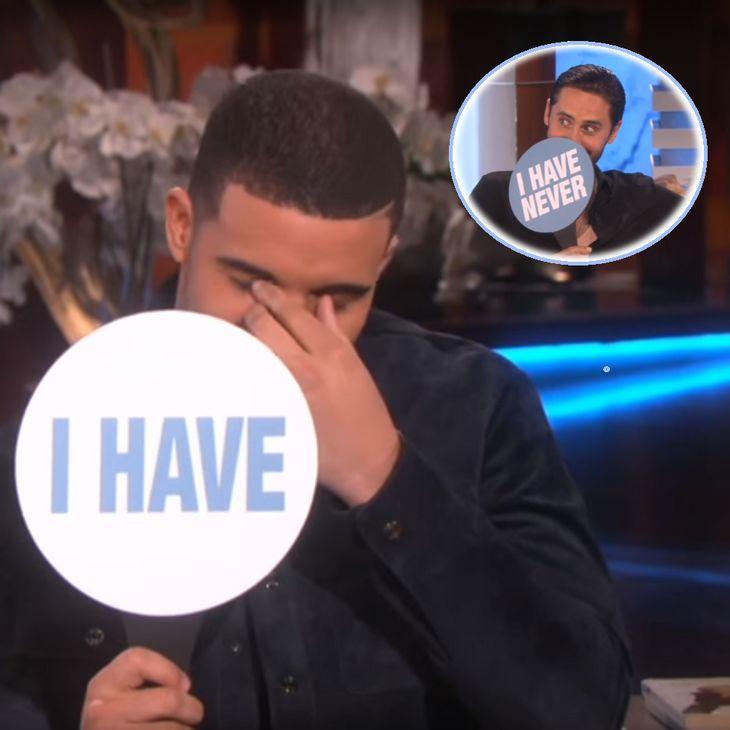 Drake und Jared Leto amüsieren sich über ihre Geständnisse